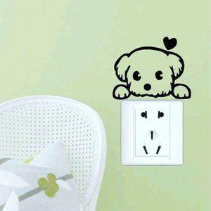 Dog Switch Stickers